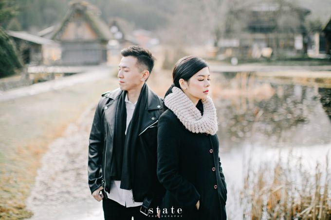 Prewedding - Samuel & Michelle by State Photography - 005