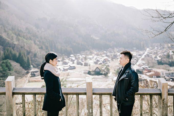 Prewedding - Samuel & Michelle by State Photography - 002