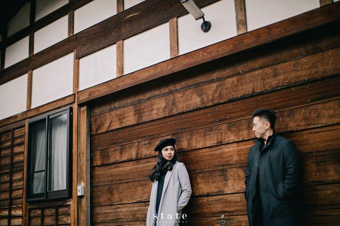 Prewedding - Samuel & Michelle by State Photography - 011