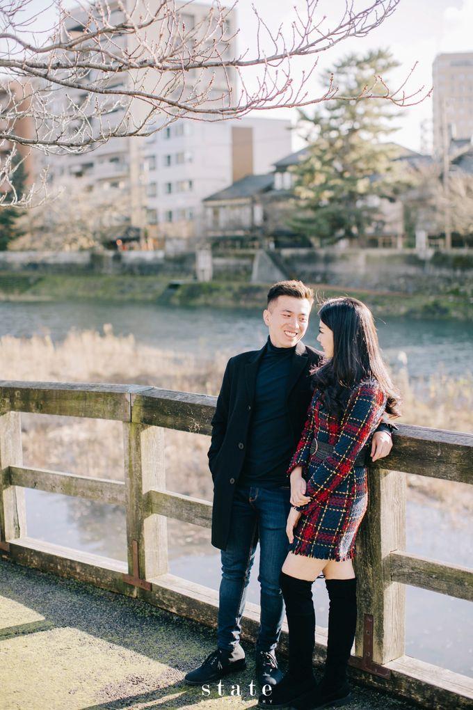Prewedding - Samuel & Michelle by State Photography - 043