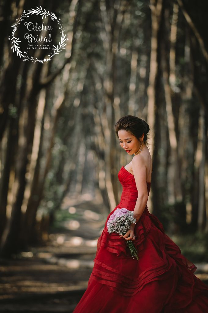 San Francisco pre wedding photography by Odelia Bridal - 010