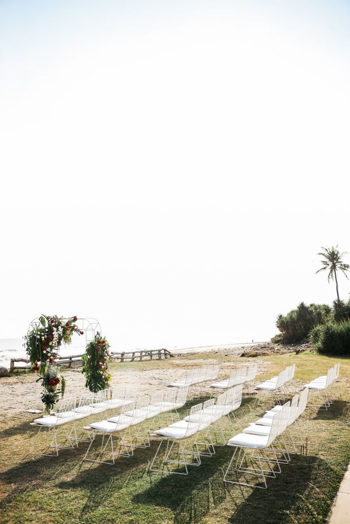 The Wedding of Sarah and Nick - 1st album by Villa Vedas - 018