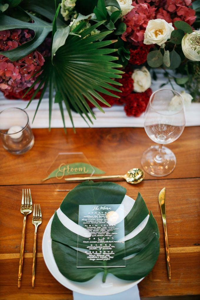 The Wedding of Sarah and Nick - 3rd Album by Villa Vedas - 022