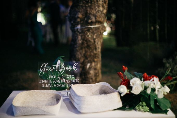 The Wedding of Sarah and Nick - 3rd Album by Villa Vedas - 031
