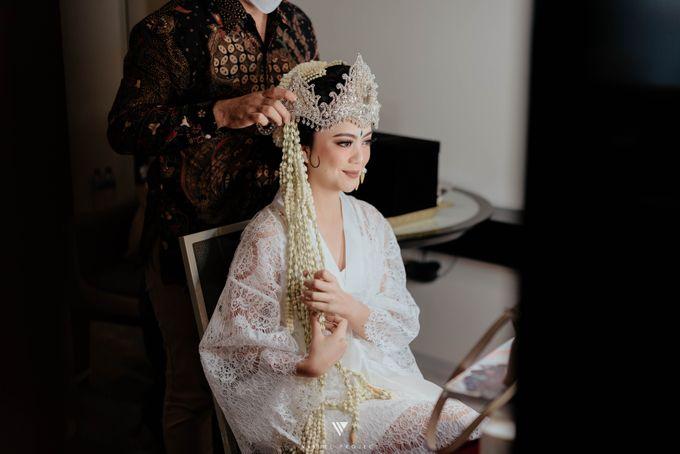 The Wedding of Sanchia & Indra by Sheraton Grand Jakarta Gandaria City Hotel - 004