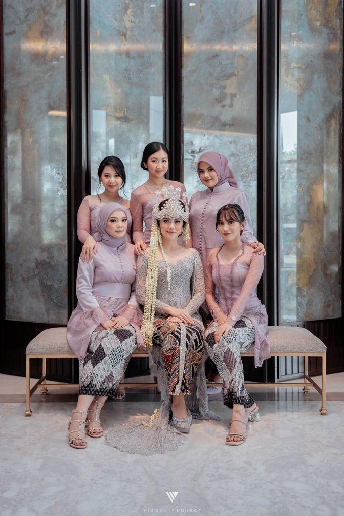 The Wedding of Sanchia & Indra by Sheraton Grand Jakarta Gandaria City Hotel - 016