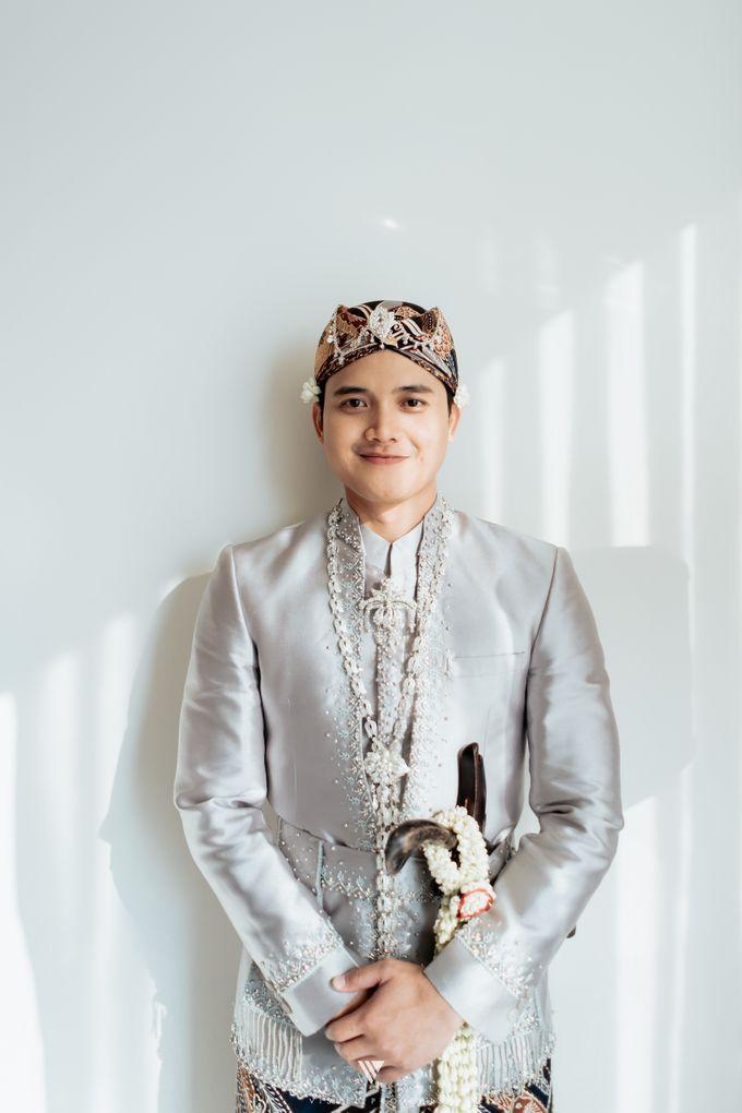 The Wedding of Sanchia & Indra by Sheraton Grand Jakarta Gandaria City Hotel - 017