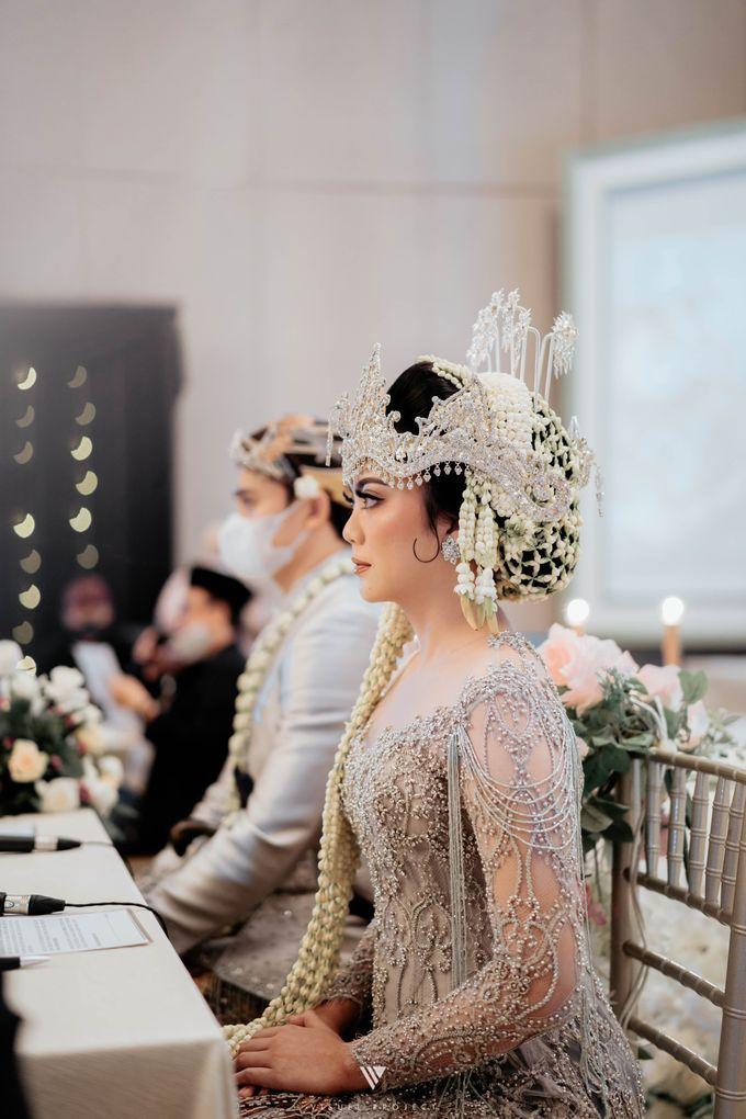 The Wedding of Sanchia & Indra by Sheraton Grand Jakarta Gandaria City Hotel - 018