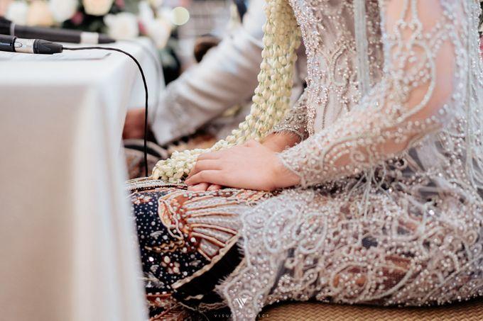 The Wedding of Sanchia & Indra by Sheraton Grand Jakarta Gandaria City Hotel - 019