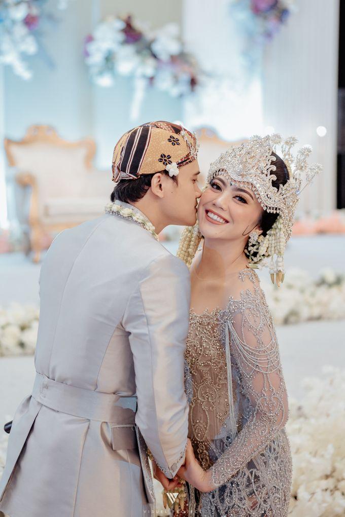 The Wedding of Sanchia & Indra by Sheraton Grand Jakarta Gandaria City Hotel - 020