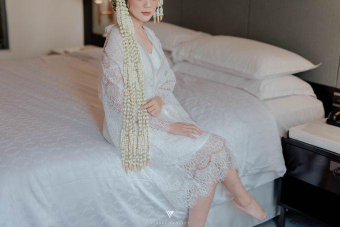 The Wedding of Sanchia & Indra by Sheraton Grand Jakarta Gandaria City Hotel - 007