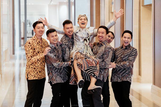 The Wedding of Sanchia & Indra by Sheraton Grand Jakarta Gandaria City Hotel - 021