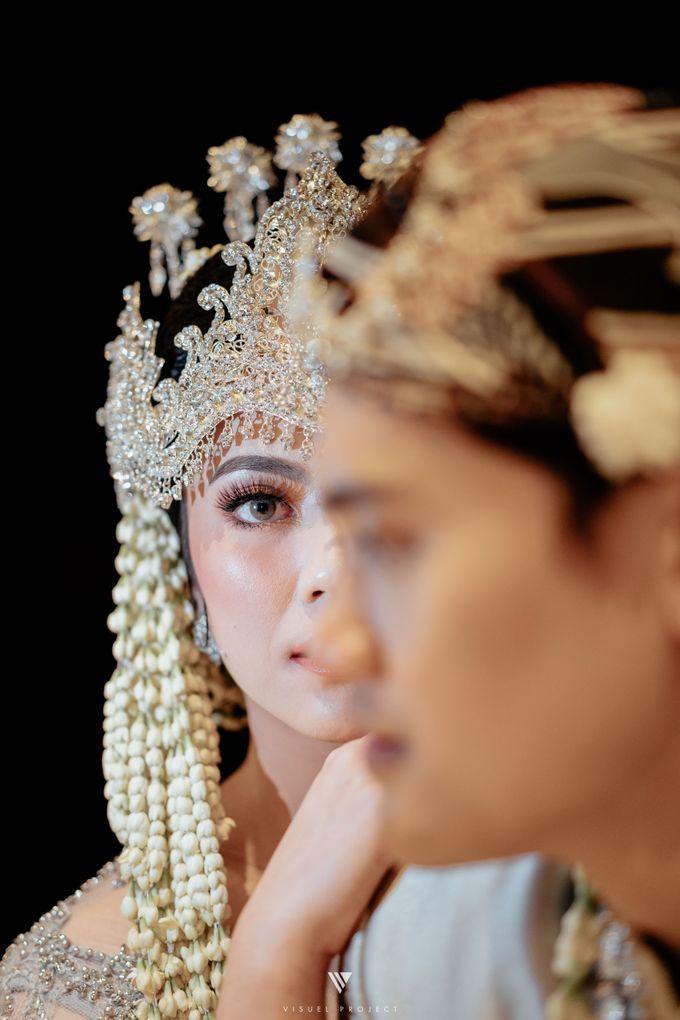 The Wedding of Sanchia & Indra by Sheraton Grand Jakarta Gandaria City Hotel - 023