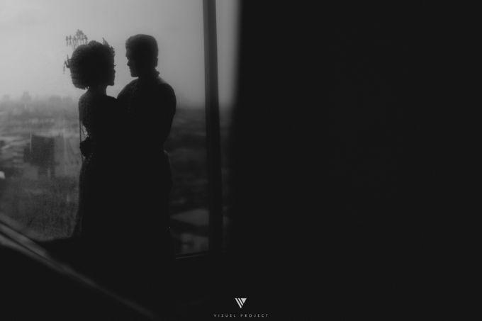 The Wedding of Sanchia & Indra by Sheraton Grand Jakarta Gandaria City Hotel - 002