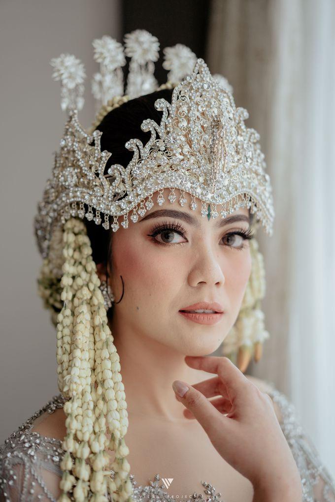 The Wedding of Sanchia & Indra by Sheraton Grand Jakarta Gandaria City Hotel - 024