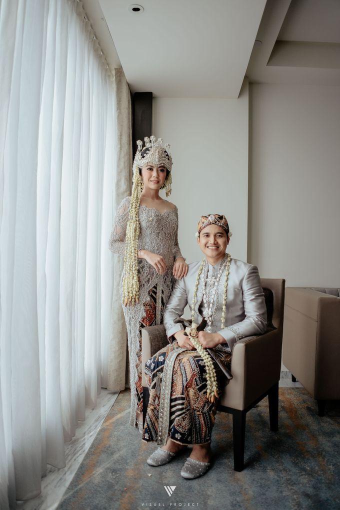 The Wedding of Sanchia & Indra by Sheraton Grand Jakarta Gandaria City Hotel - 025