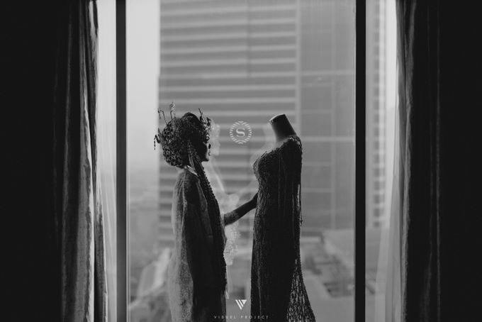 The Wedding of Sanchia & Indra by Sheraton Grand Jakarta Gandaria City Hotel - 008