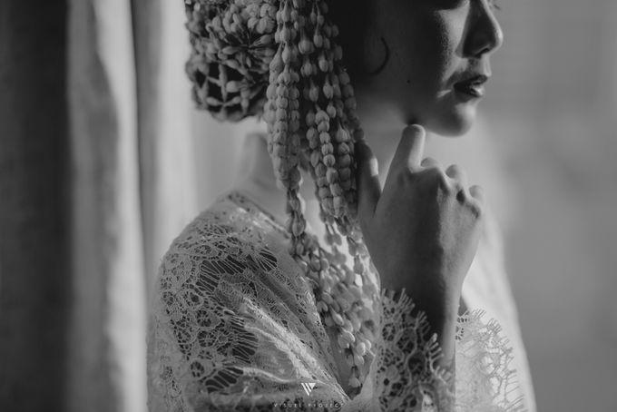 The Wedding of Sanchia & Indra by Sheraton Grand Jakarta Gandaria City Hotel - 009