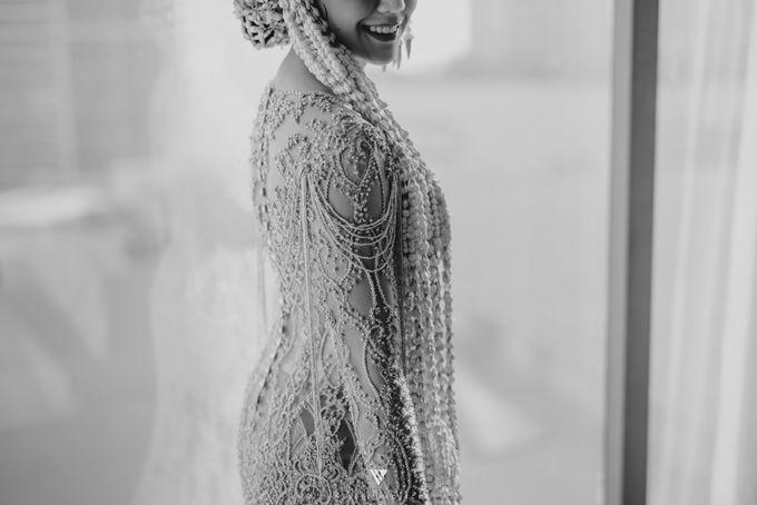 The Wedding of Sanchia & Indra by Sheraton Grand Jakarta Gandaria City Hotel - 012