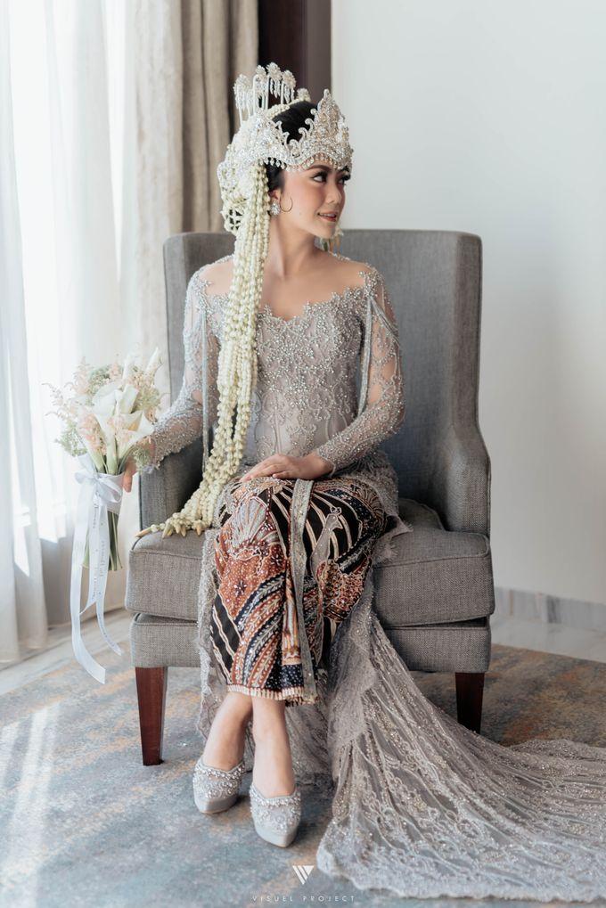 The Wedding of Sanchia & Indra by Sheraton Grand Jakarta Gandaria City Hotel - 013