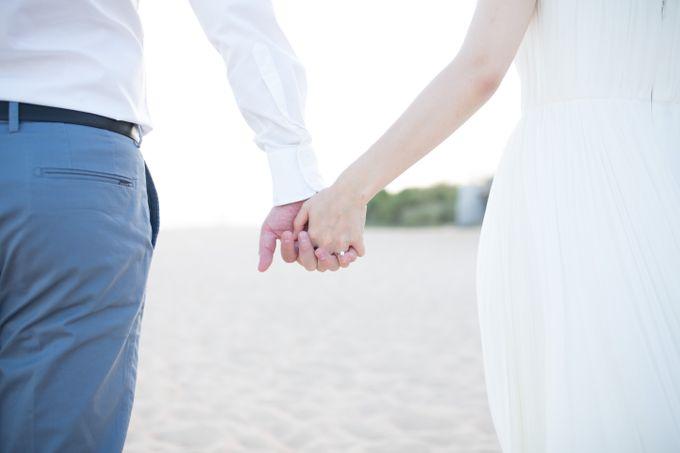 Gunawan & Hikari Wedding by Love Bali Weddings - 006