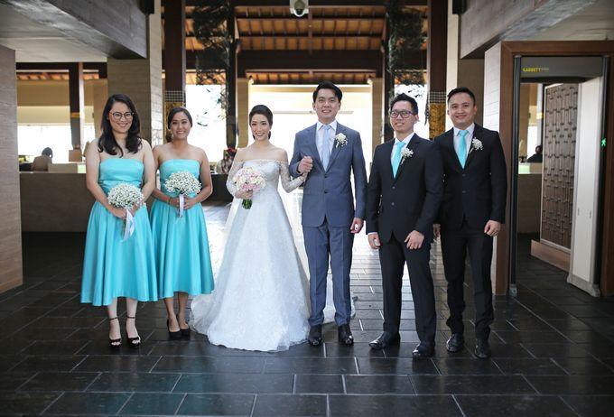 Gunawan & Hikari Wedding by Love Bali Weddings - 009