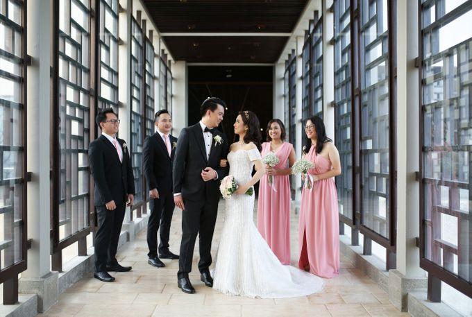Gunawan & Hikari Wedding by Love Bali Weddings - 012