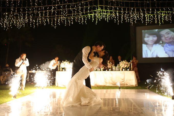 Gunawan & Hikari Wedding by Love Bali Weddings - 018