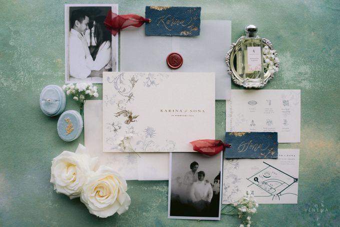 Karina & Sona Wedding by Akuwedding - 016