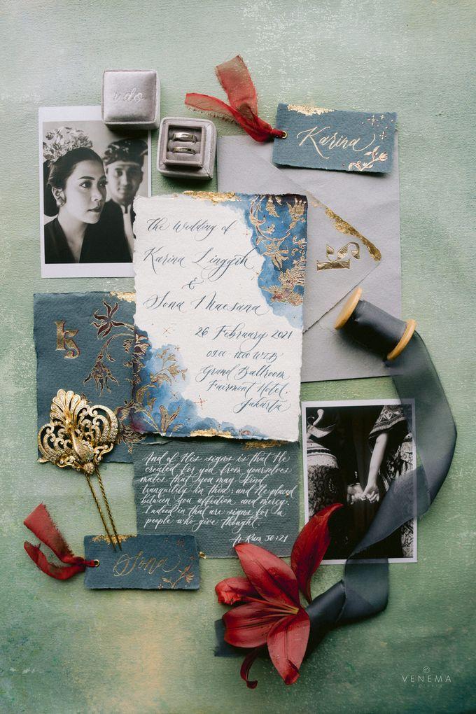 Karina & Sona Wedding by Akuwedding - 006