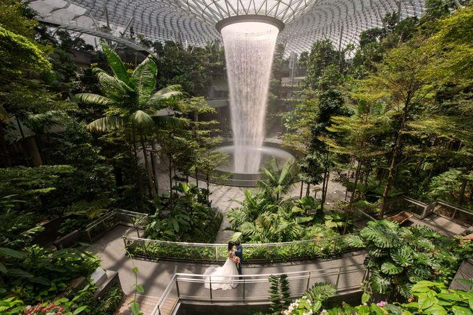 Jewel Changi Airport Shoot by GrizzyPix Photography - 001