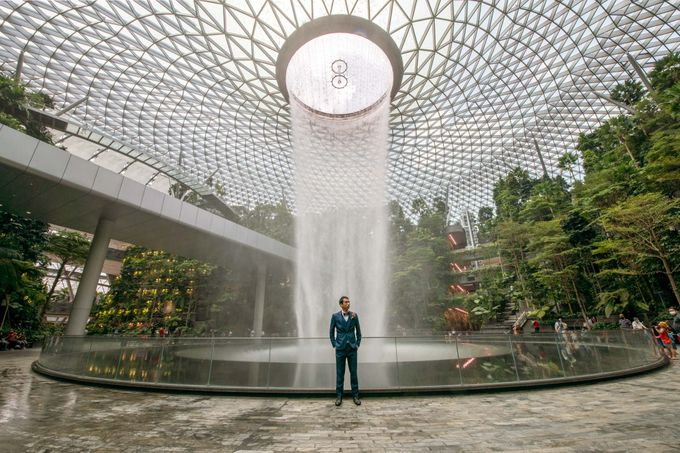 Jewel Changi Airport Shoot by GrizzyPix Photography - 005