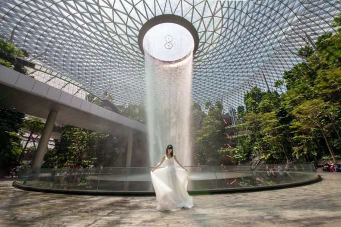 Jewel Changi Airport Shoot by GrizzyPix Photography - 006