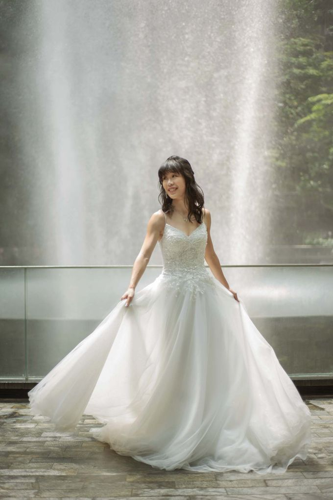 Jewel Changi Airport Shoot by GrizzyPix Photography - 007
