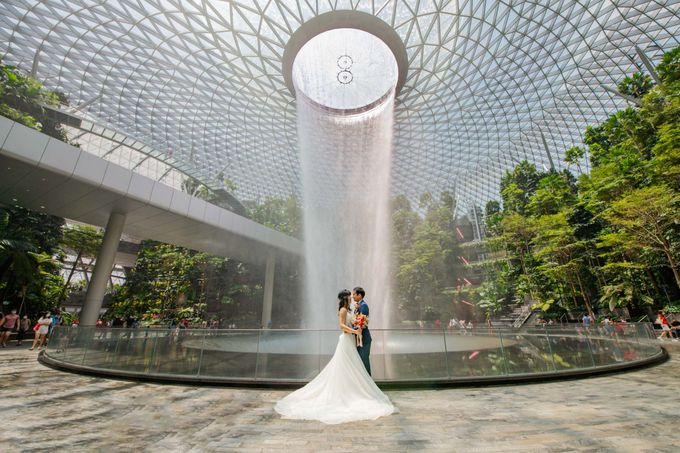 Jewel Changi Airport Shoot by GrizzyPix Photography - 008