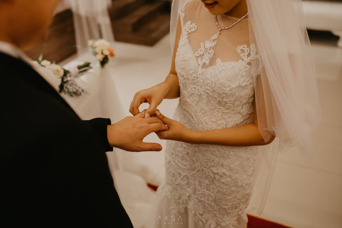 Sandra & You Loke Wedding at Soehanna by Pizzaro Sensation Design - 009