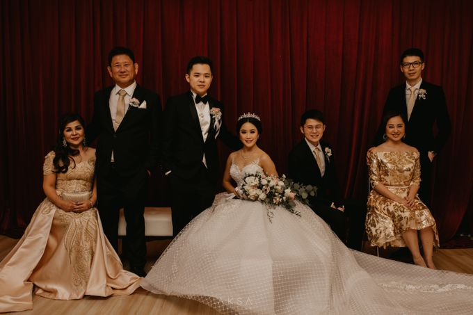 Sandra & You Loke Wedding at Soehanna by Pizzaro Sensation Design - 012