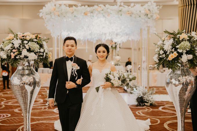 Sandra & You Loke Wedding at Soehanna by Pizzaro Sensation Design - 003