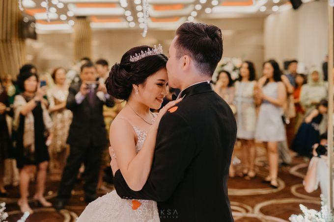 Sandra & You Loke Wedding at Soehanna by Pizzaro Sensation Design - 002