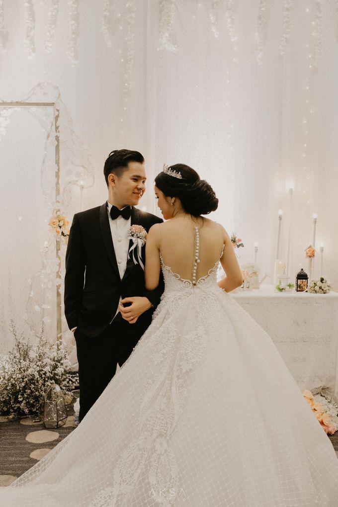 Sandra & You Loke Wedding at Soehanna by Pizzaro Sensation Design - 011