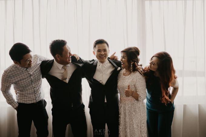 Sandra & You Loke Wedding at Soehanna by Pizzaro Sensation Design - 037