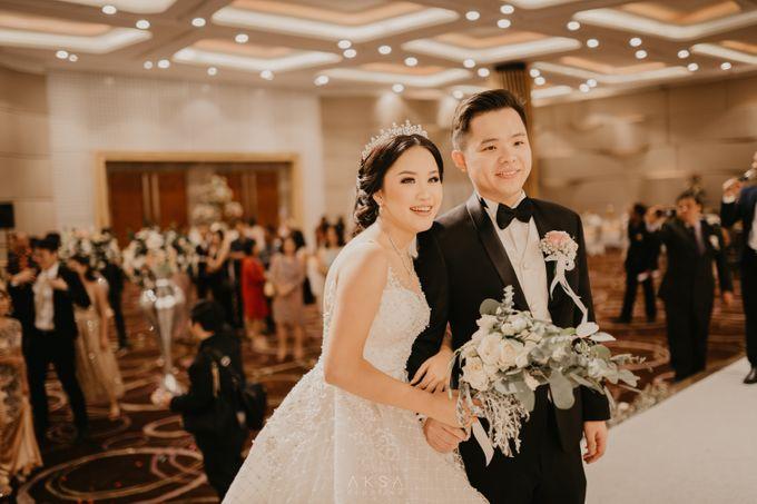Sandra & You Loke Wedding at Soehanna by Pizzaro Sensation Design - 019