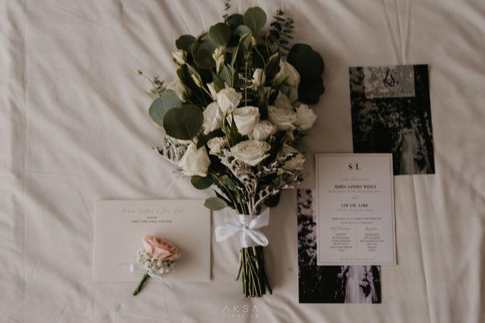 Sandra & You Loke Wedding at Soehanna by Pizzaro Sensation Design - 035