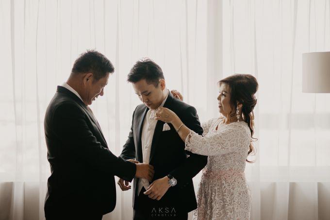 Sandra & You Loke Wedding at Soehanna by Pizzaro Sensation Design - 043