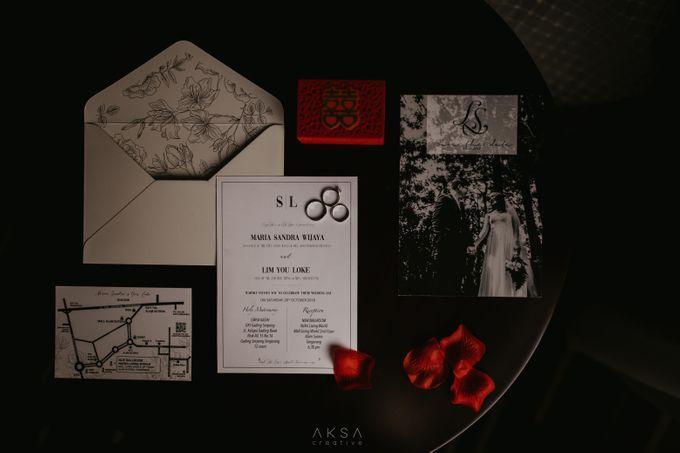 Sandra & You Loke Wedding at Soehanna by Pizzaro Sensation Design - 034