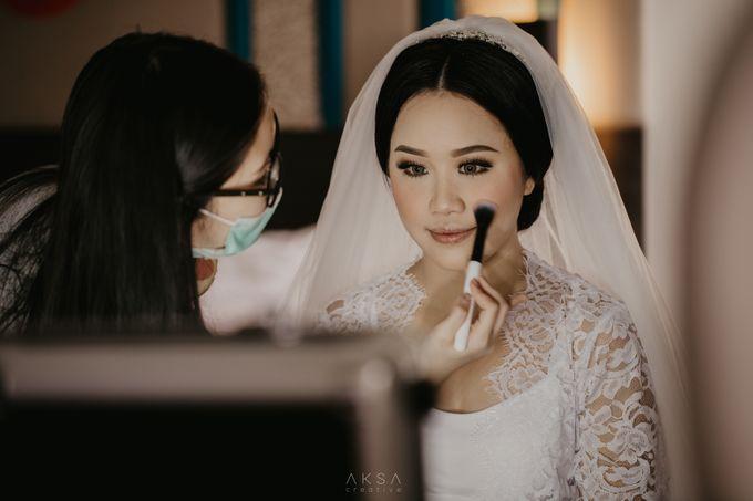 Sandra & You Loke Wedding at Soehanna by Pizzaro Sensation Design - 010