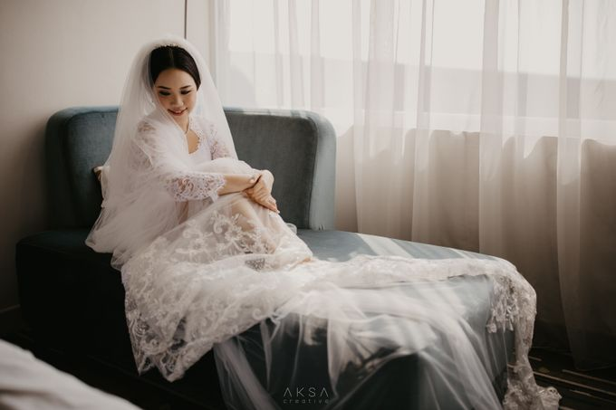 Sandra & You Loke Wedding at Soehanna by Pizzaro Sensation Design - 031