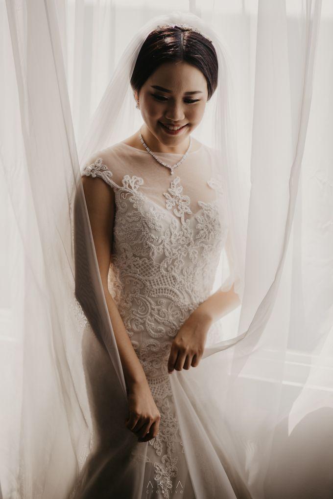 Sandra & You Loke Wedding at Soehanna by Pizzaro Sensation Design - 039