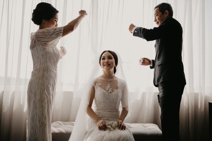 Sandra & You Loke Wedding at Soehanna by Pizzaro Sensation Design - 025
