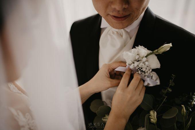 Sandra & You Loke Wedding at Soehanna by Pizzaro Sensation Design - 044